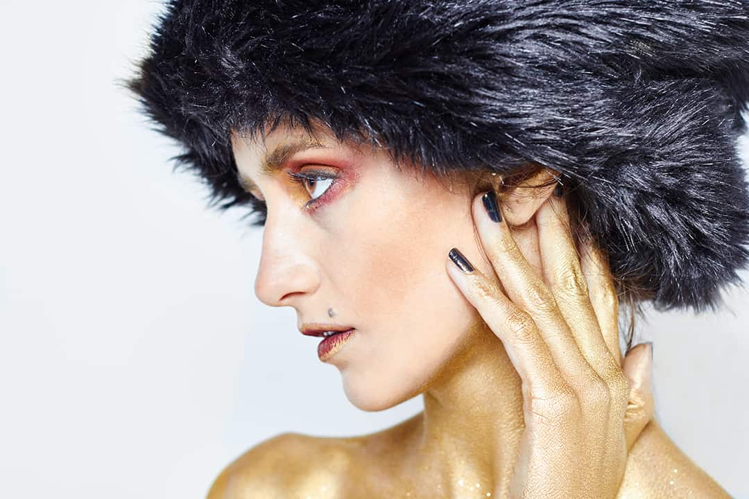 Front Row - Makeup - enero