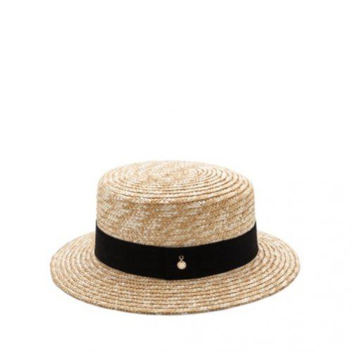 Bimba Y Lola Canotier Hat