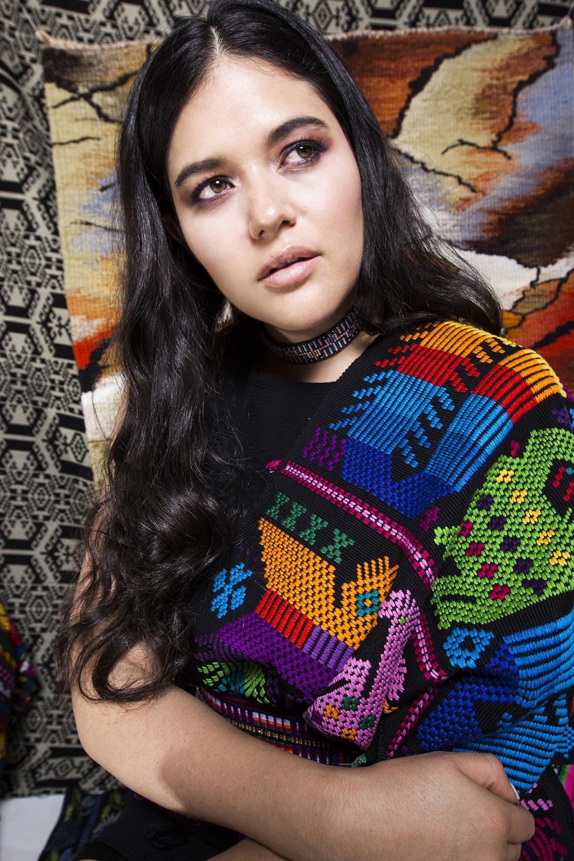 Front Row - Editorial - Jéssica Velasco - Zara