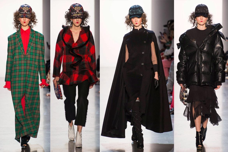 Front Row - New Yor Fashion Week - Concept Korea