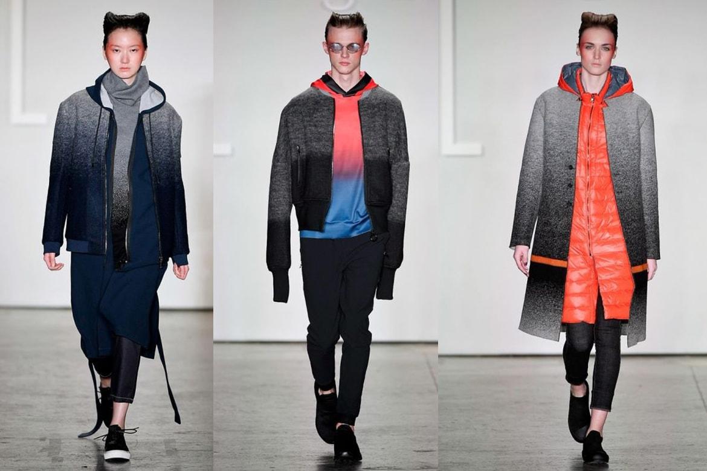 Front Row - New Yor Fashion Week - Fashion Hong Kong