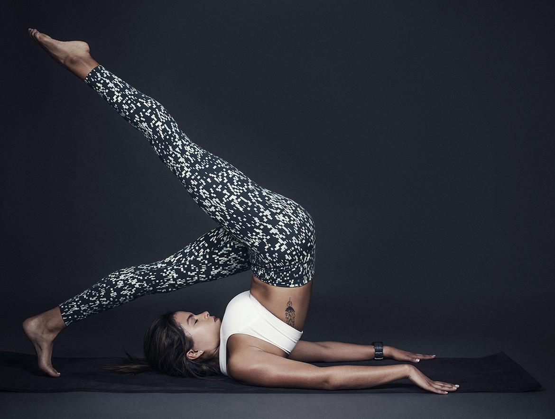 Front Row - Victoria Salomé - Nike