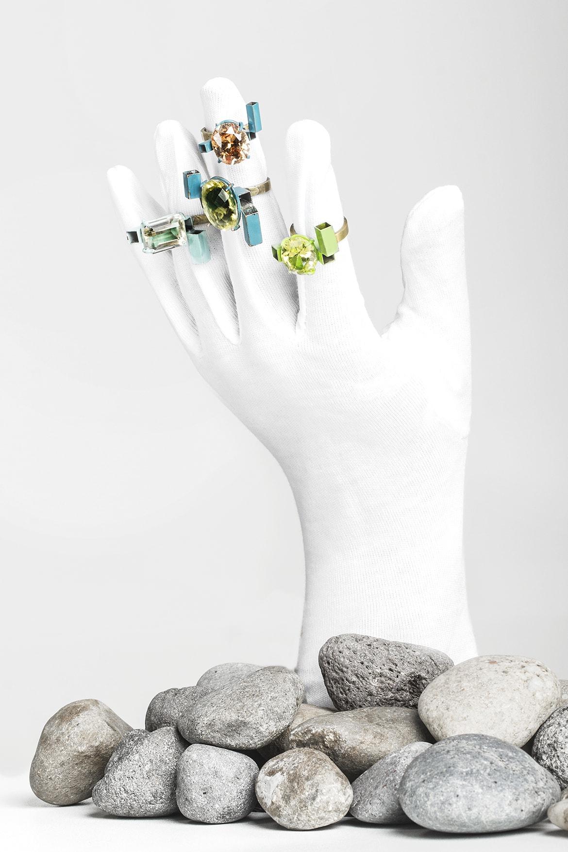 Front Row - Fabrega - Diseño de joyas