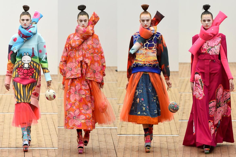 Front Row - Paris Fashion Week - Manish Arora